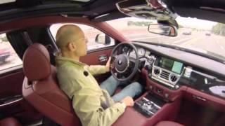 Grand тест - Rolls-Royce Ghost