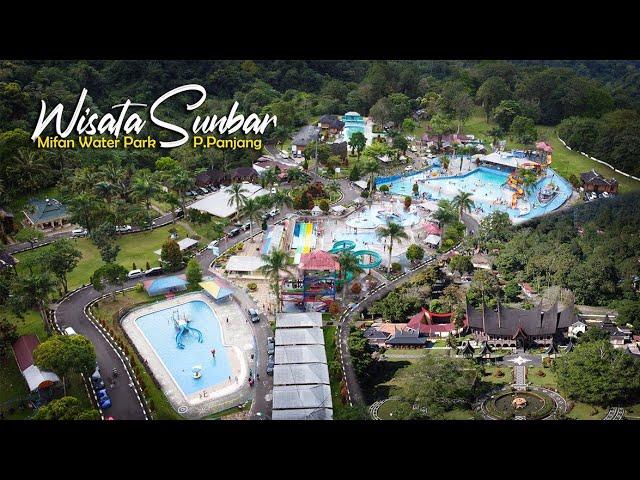 Mifan Water Park Padang Panjang Wisata Sumbar Youtube