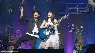 feat. 宮本笑里 & ハジ→ 英語 : Miracle.