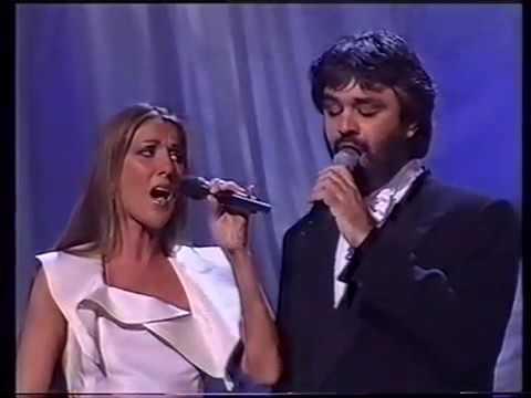 Céline Dion - The Prayer (duet With Andrea Bocelli) Lyrics ...