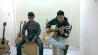 Đôi Chân Trần ( test guitar PHÚC SĨ )