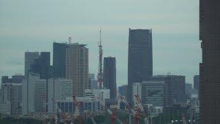 パークコート赤坂檜町ザ タワーの建設状況(2017年7月23日) thumbnail