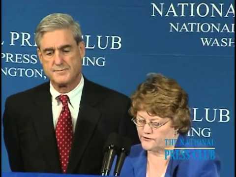 National Press Club Luncheon with Robert Mueller