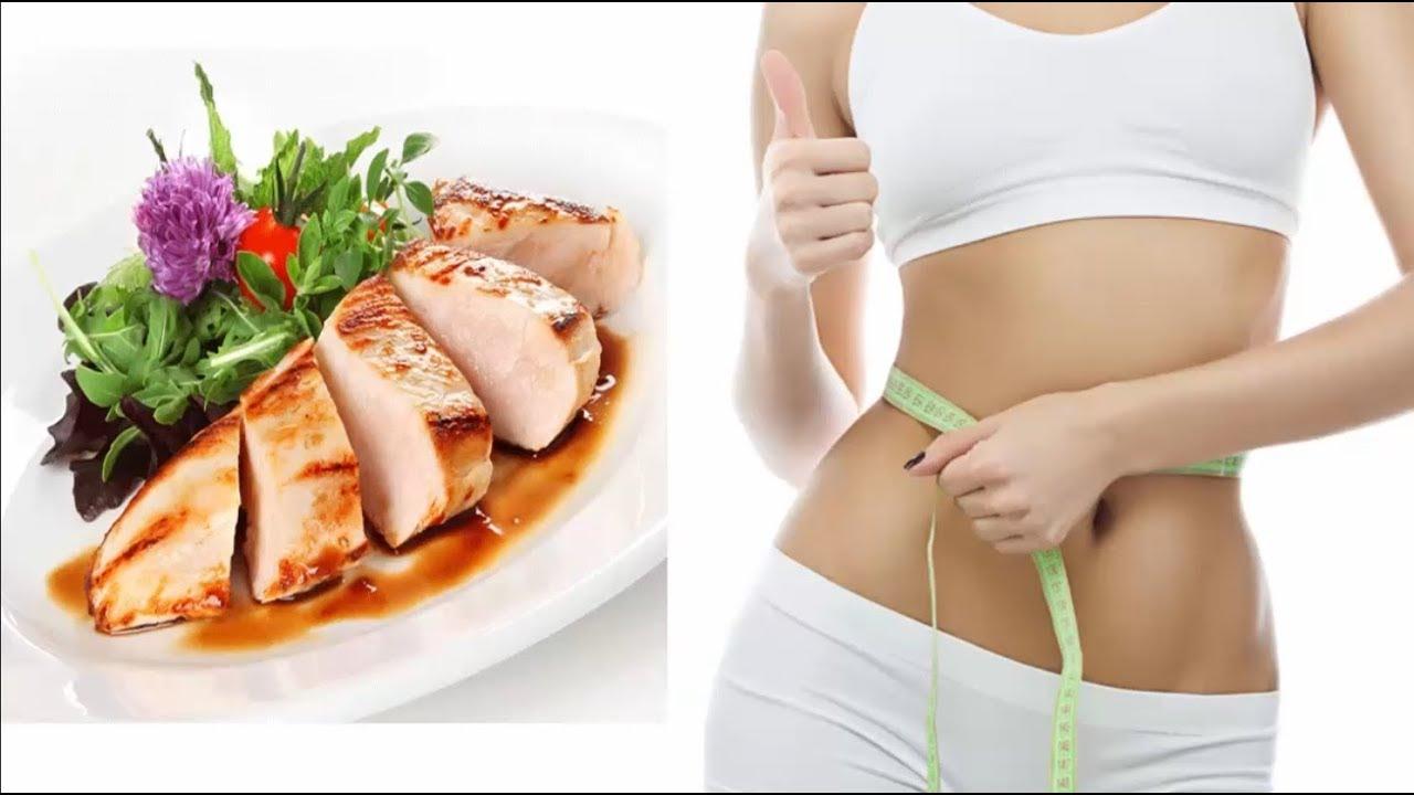 GIẢM LIỀN 3KG trong 1 TUẦN chỉ nhờ chế độ ăn kiêng với ỨC GÀ