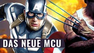 Avengers gegen die X-Men? So könnte das Marvel-Universum aussehen!