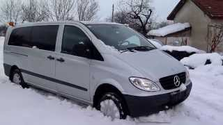 Mercedes Vito w639 115 4X4 Automoatic(, 2015-03-10T11:38:10.000Z)
