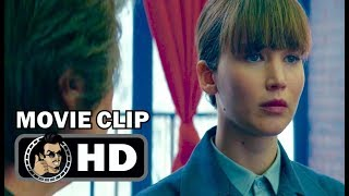 RED SPARROW Movie Clip - Training Montage (2018) Jennifer Lawrence Mystery Thriller Movie HD
