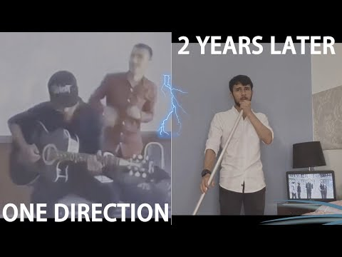 Singing One Direction Song Again 2 Years Later!