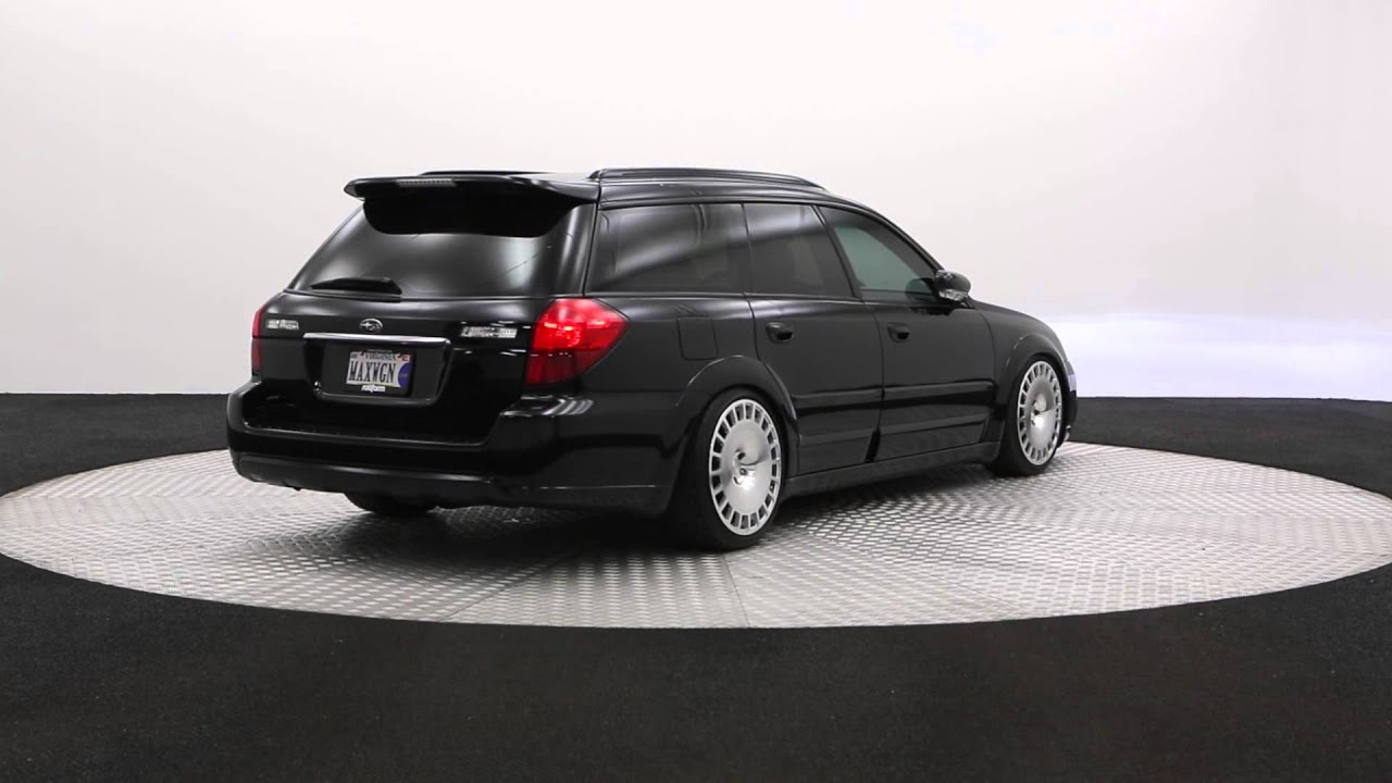 2006 subaru outback xt 360 spin on rotiforms youtube. Black Bedroom Furniture Sets. Home Design Ideas