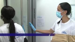 Yvelines | Trappes choisit le porte-à-porte pour la distribution de masques