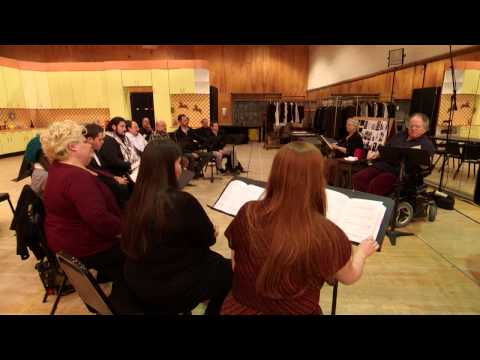 James Levine Rehearses Falstaff (Met Opera) Mp3