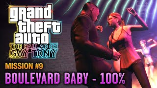 Скачать GTA The Ballad Of Gay Tony Mission 9 Boulevard Baby 100 1080p