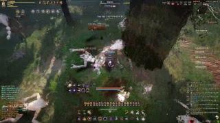 Zabeau's Black Desert Online 61lv 230ap Sorcerer Mansha Hunting 61렙 230공 미니언 소서러 만샤 사냥