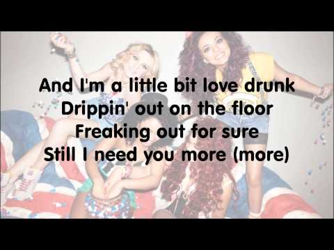 Little Mix - Love Drunk (with Lyrics)