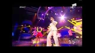 Gala 5 Ioana Anuta - Blue suede shoes, Elvis Presley
