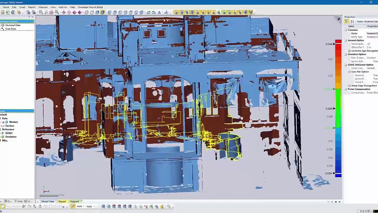 Geomagic Verify Viewer Demo