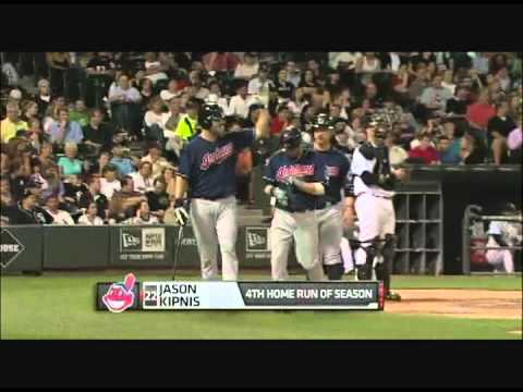 All of Jason Kipnis Homeruns 1-11