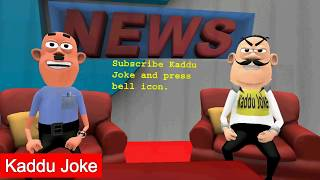 MAKE JOKE OF - JHOLACHAP DOCTOR (DOCTOR - PATIENT JOKES ) Kaddu Joke | MJO | Funny animated comedy