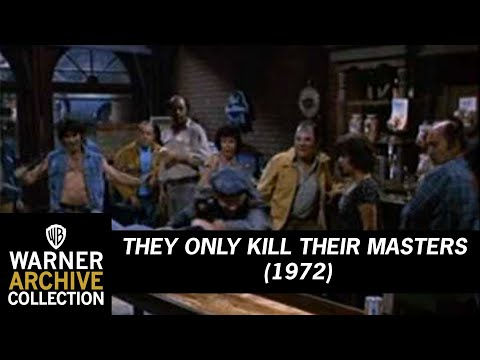They Only Kill Their Masters (Original Theatrical Trailer)