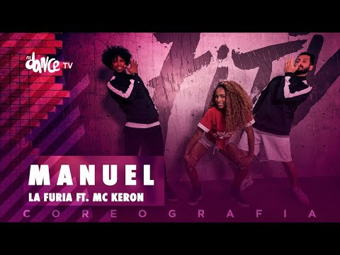 Manuel - La Furia ft. MC Keron | FitDance TV (Coreografia) Dance Video