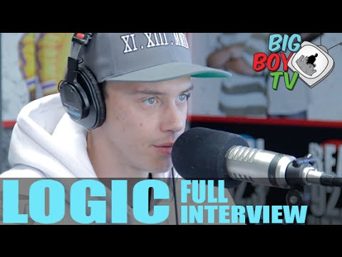 """Download Logic on """"The Incredible True Story"""", The New Star Wars Film, And More! (Full Interview)   BigBoyTV"""