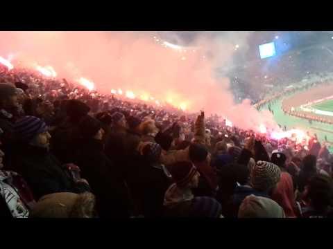 Trabzonspor :3 ibb : 1     61.  dakika şovu