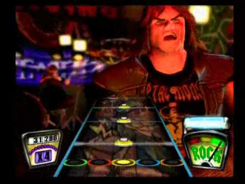 Guitar Hero - Iron Man - Easy - Full Scale