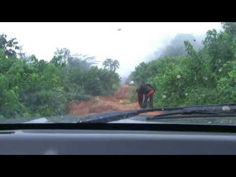 Monrovia Harper Highway