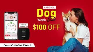 National dog week .....