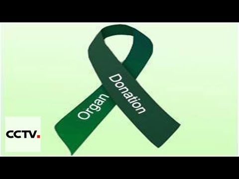 Voluntary organ donations steadily increasing in China