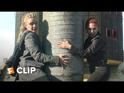 Black Widow Exclusive Movie Clip - In Pursuit (2021)   Movieclips Coming Soon