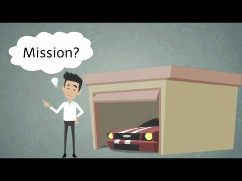 Sample Strategic Plan - Mission/Vision part 1