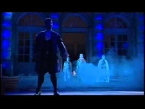 Taras Kulish As Don Giovanni - Final Scene