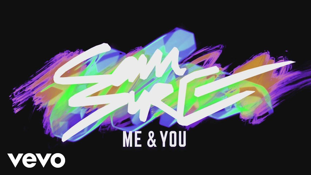 sam-sure-me-you-audio-samsurevevo