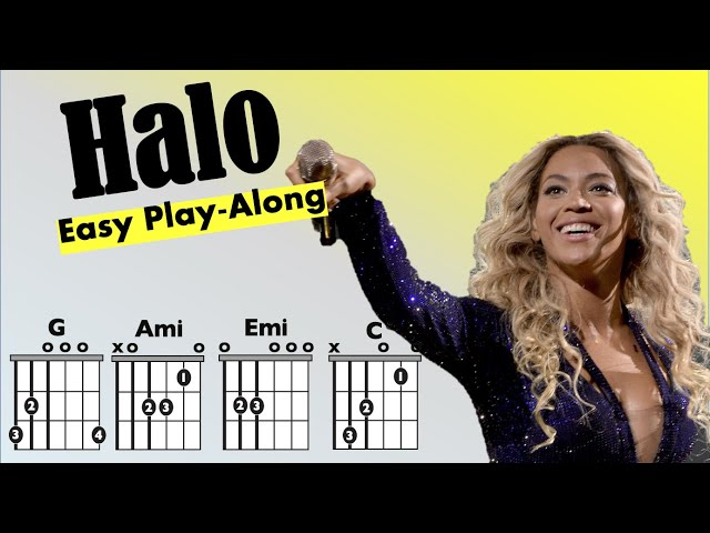 Halo (Beyonce) - Moving Chord Chart Chords - Chordify
