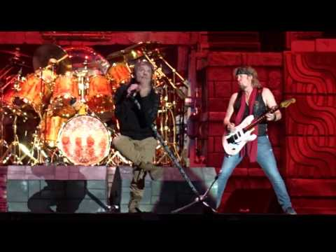 Iron Maiden - The Red and the Black Live @ Stadion Wroclaw 3.7.2016