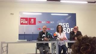 """Vázquez Barquero:""""Máximo respeto á decisión de Pachi Vázquez"""""""