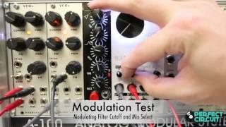KOMA Elektronik SVF-201 Demo