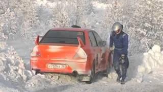 """Ралли """"Ураласбест-2011"""" - Приключения на """"Снежных горах"""".mpg"""