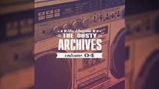 Nas Kingston - The Dusty Archives VOLUME.04 (Underground Hip Hop Beats, Boombap rap beats)