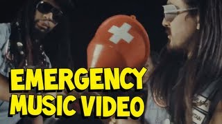 Steve Aoki - Emergency Ft. Lil Jon