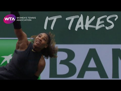 """WTA launches """"It Takes"""" campaign"""