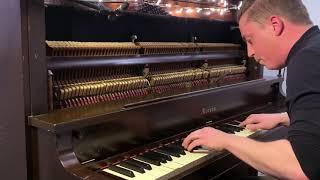 Taïga - Mathieu Bourret (felt piano)