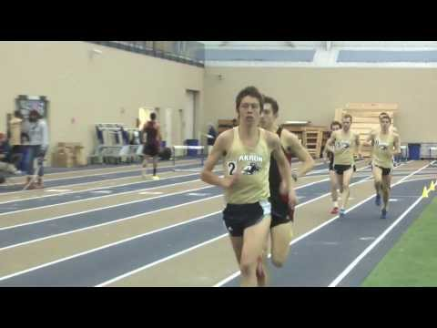 akron track and field meet