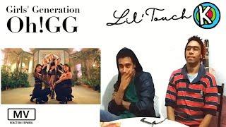 Girls' Generation-Oh!GG - Lil' Touch [MV REACTION ESPAÑOL]