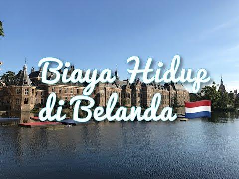 Biaya Hidup di Belanda