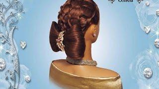 Бантик из волос Вечерняя прическа beautiful hairstyle How to Make a Hair Bow hairstyle(Подписывайтесь на мой канал и получайте уведомления о моих новых видео уроках! http://www.youtube.com/channel/UCdWRM-FJOzpHjswy196..., 2015-09-03T04:57:31.000Z)