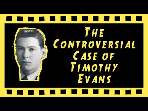THE CONTROVERSIAL CASE OF TIMOTHY EVANS ~ The Crime Reel