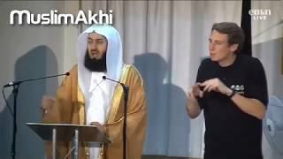 The Best Of People | East London Mosque | Mufti Menk
