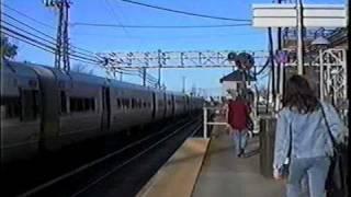 Long Island Railroad At Mineola-part 12